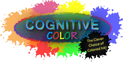 Logotyp Cognitive Color